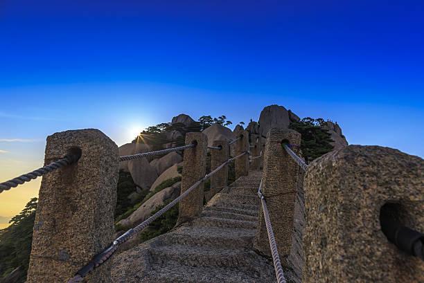 road to Heavenly Hauptstadt Peak – Foto