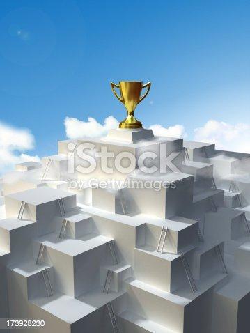 istock Road to success 173928230