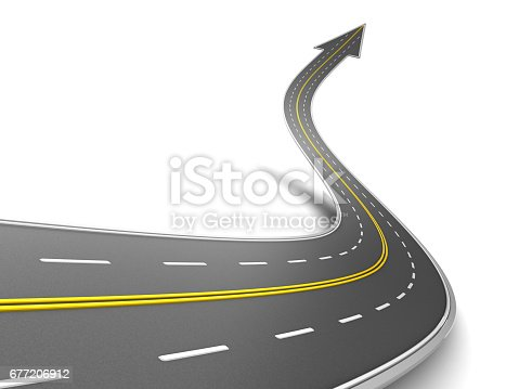 677206912 istock photo road to success 677206912