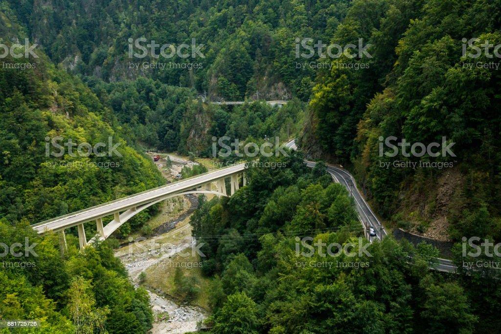 Weg zur Transfăgărășan – Foto