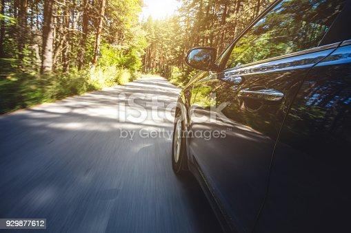 istock Road trip 929877612