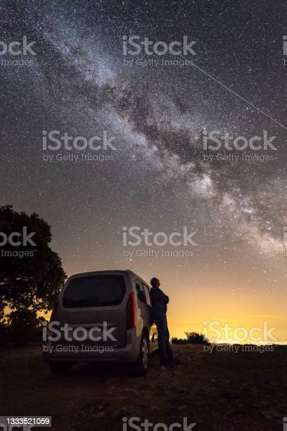 Photo of Road trip under the milky way