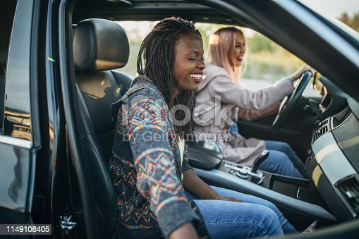 812419994istockphoto Road trip with a friend 1149108405