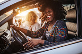 istock Road trip with best friend 1264610692