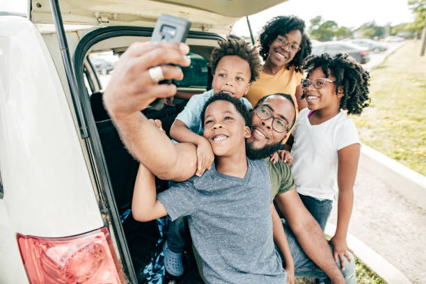 Road trip with family Road trip with family road trip stock pictures, royalty-free photos & images