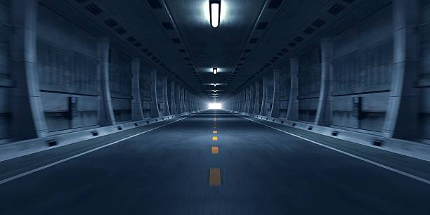 Road Tunnel  the bigger picture stock pictures, royalty-free photos & images