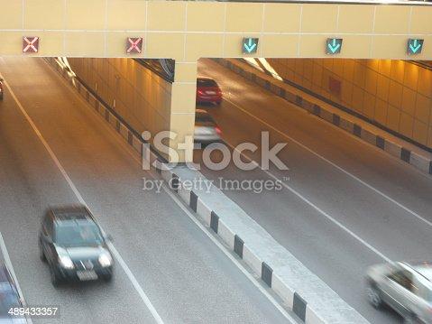 168589045 istock photo road tunnel under bridge 489433357