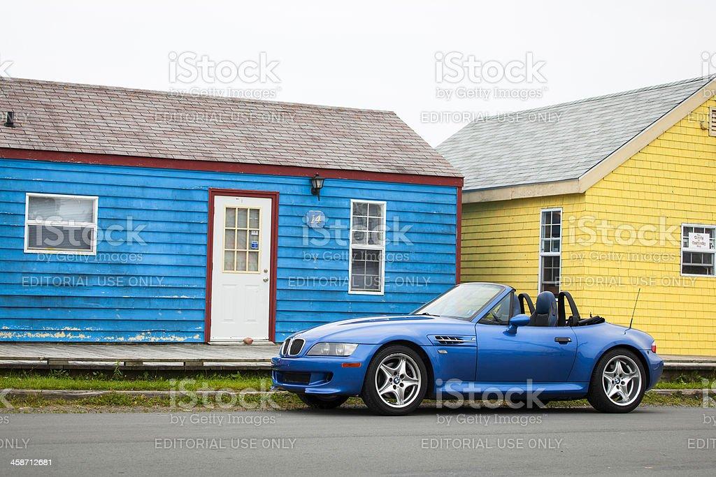 BMW M Roadster – Foto
