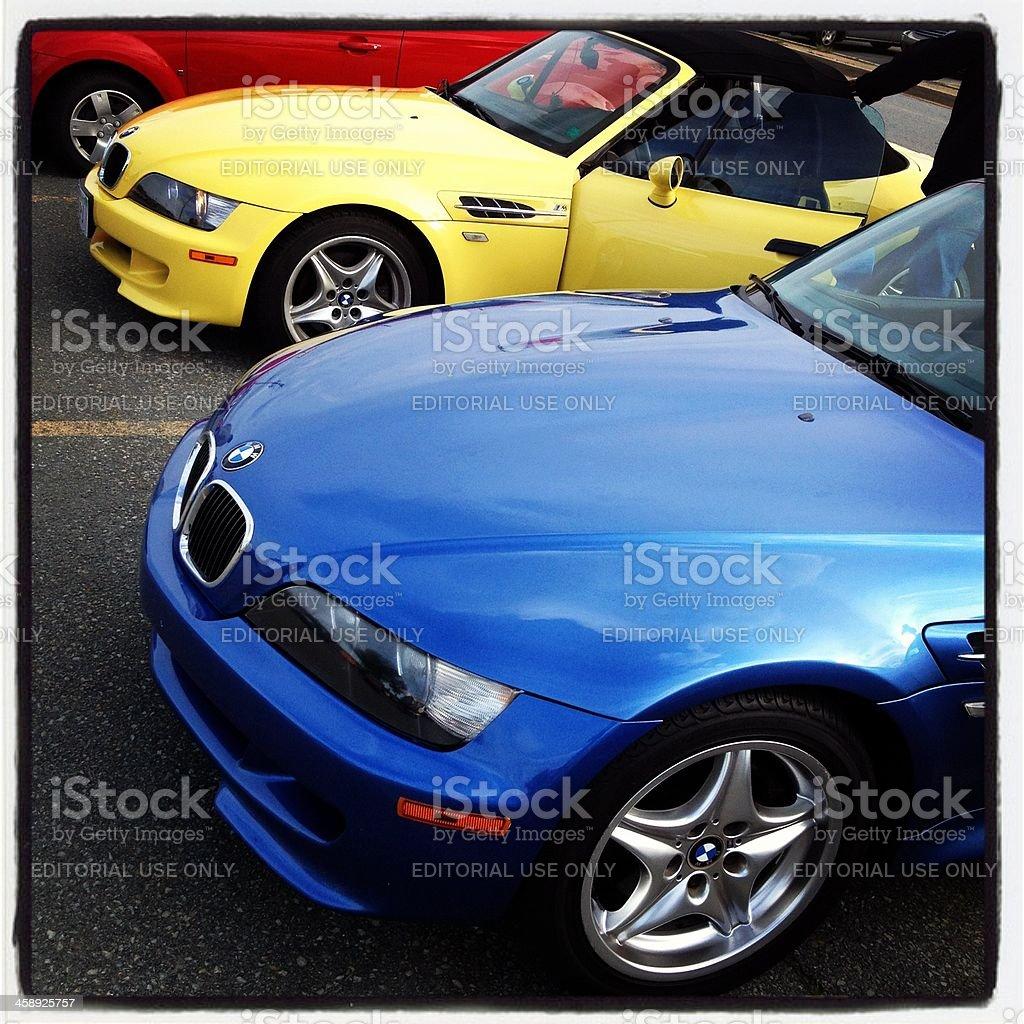 BMW M Roadsters – Foto