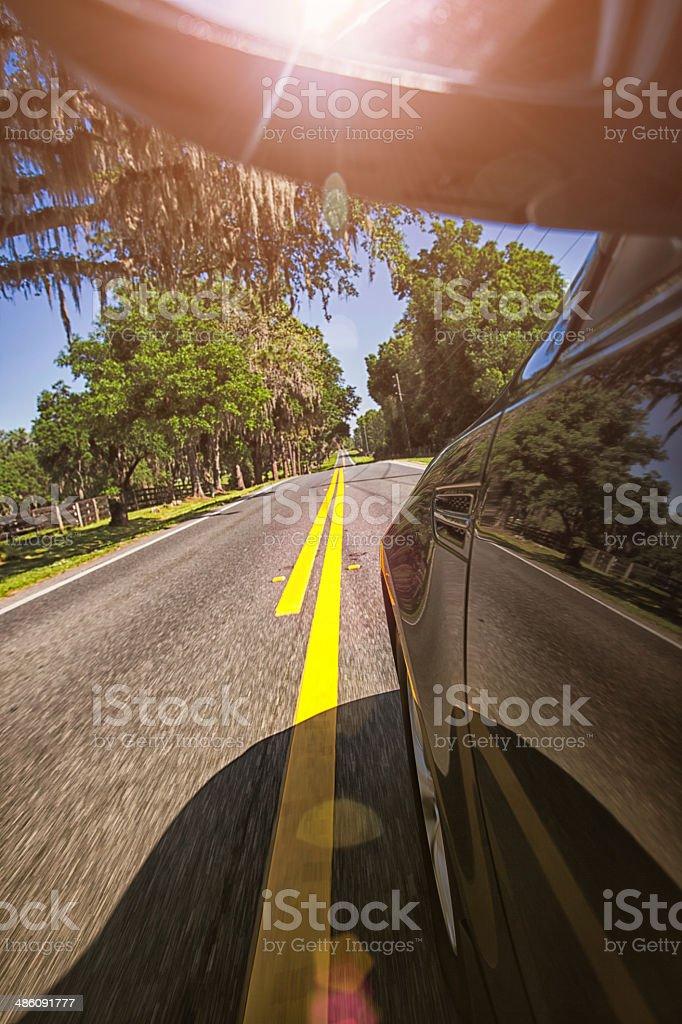 roadtrip stock photo