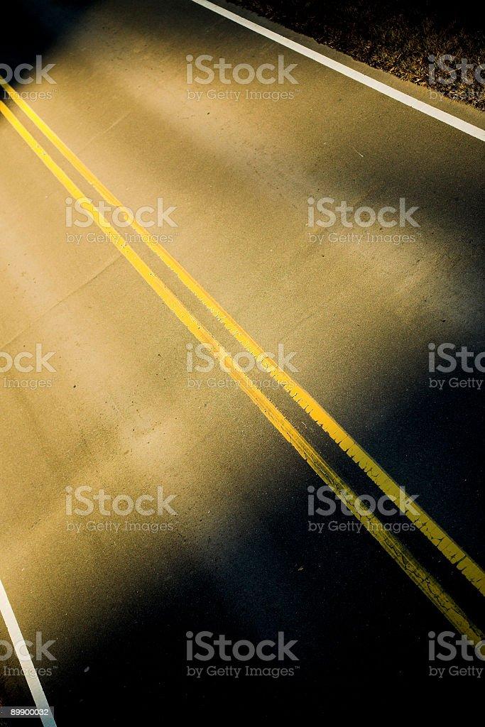 Roadway foto stock royalty-free