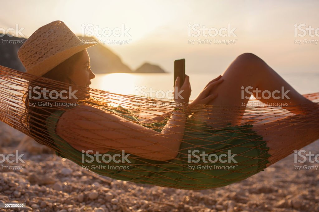 Roaming Holiday stock photo