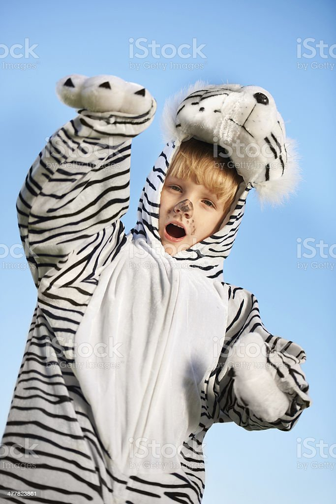 Roar! royalty-free stock photo