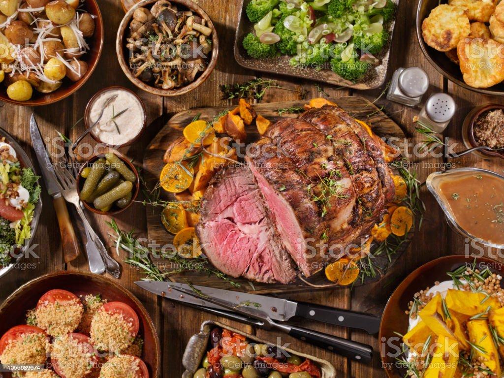 Roast Beef fest – Foto