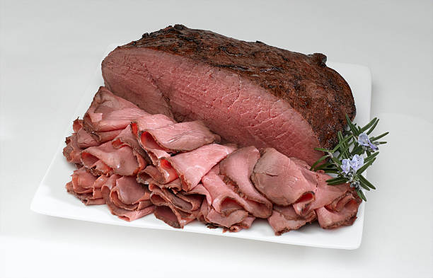 Roast Beef  roast beef stock pictures, royalty-free photos & images