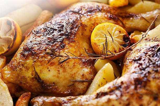 roast chicken – Foto