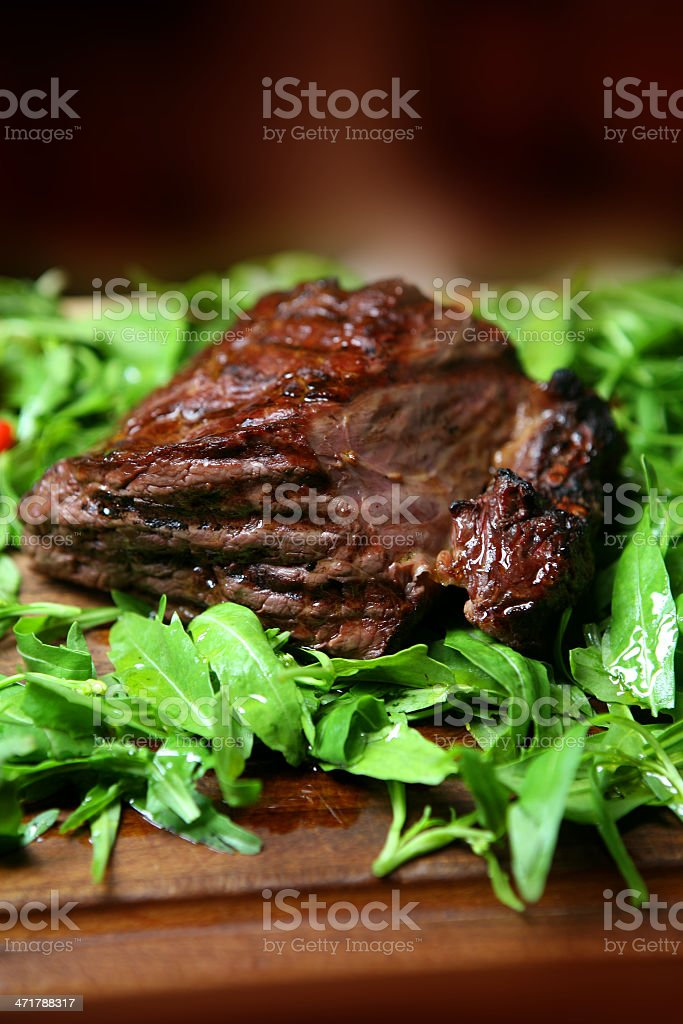 filetto arrosto royalty-free stock photo