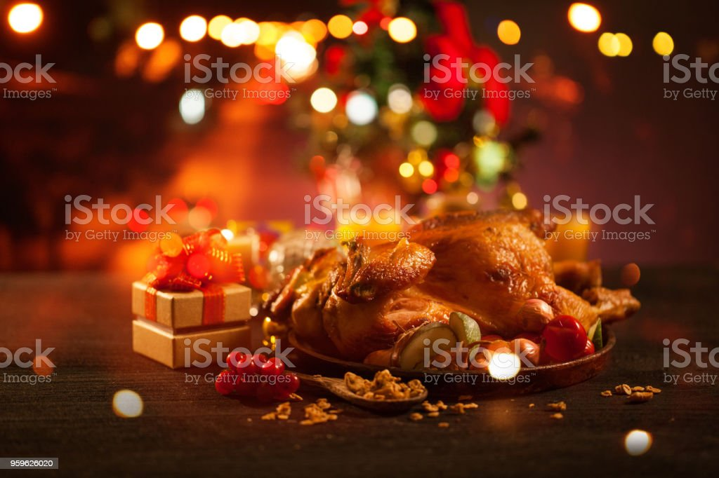 Pollo asado  - Foto de stock de Acontecimiento libre de derechos
