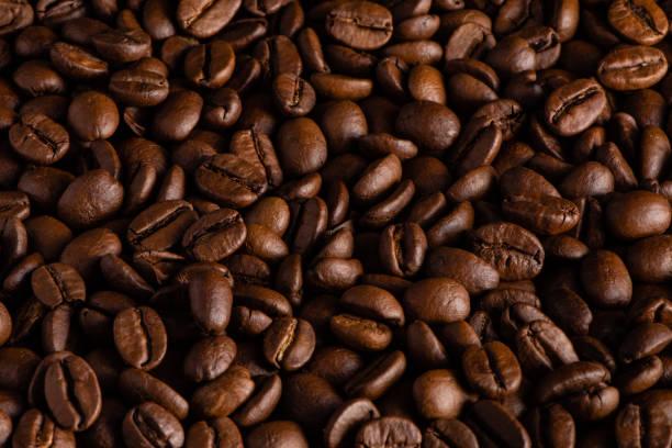 palone ziarna kawy - coffee zdjęcia i obrazy z banku zdjęć
