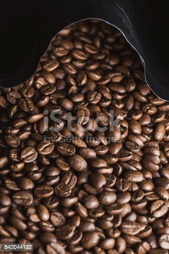 842365806 istock photo Roasted Coffee Beans 842044122