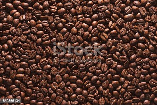842365806 istock photo Roasted Coffee Beans 842366134