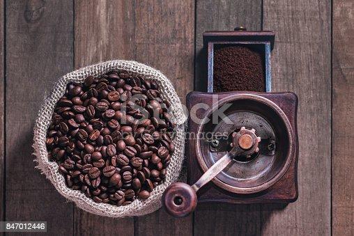 842365806 istock photo Roasted Coffee Beans 847012446