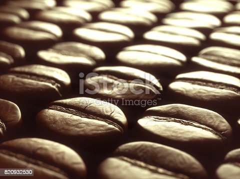842365806 istock photo Roasted Coffee Beans Selection 820932530