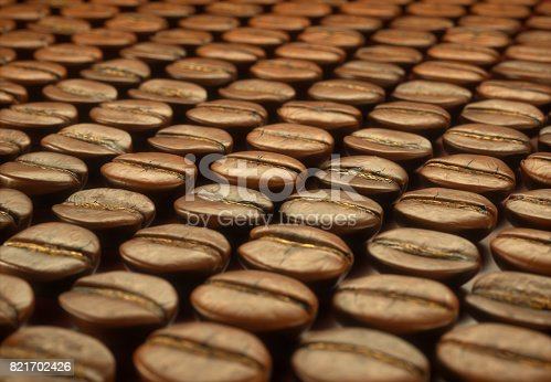 842365806 istock photo Roasted Coffee Beans Selection 821702426