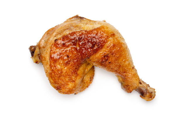 Roasted drumstick