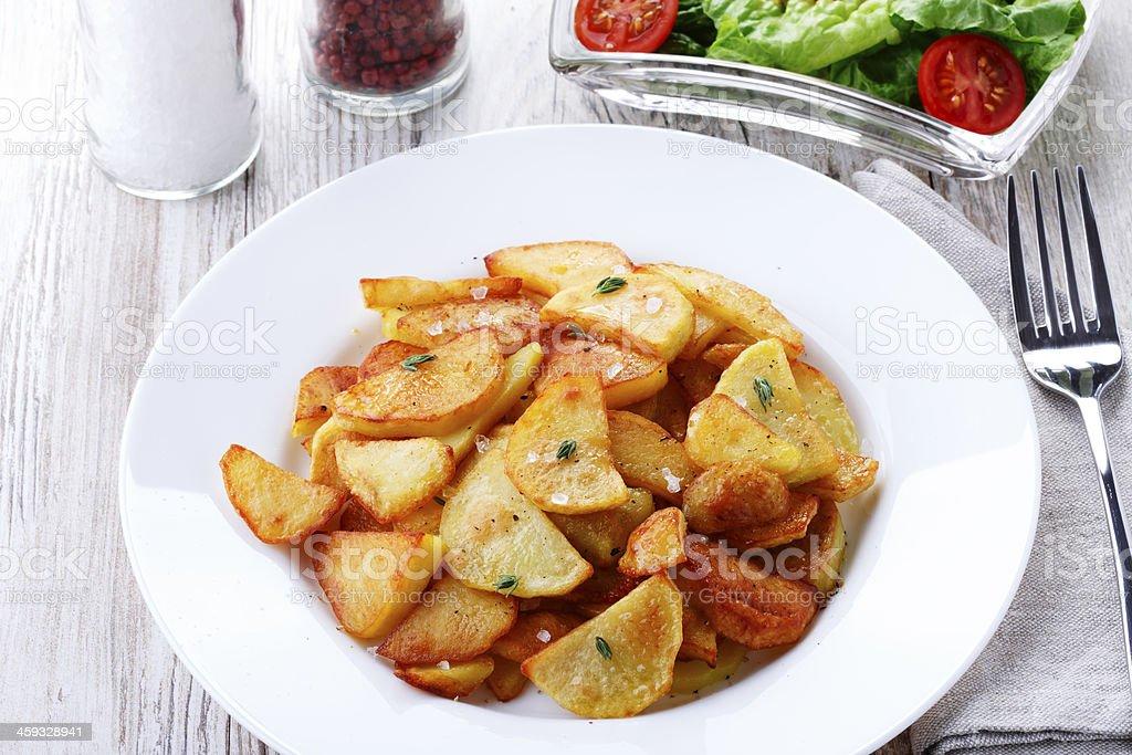 Röstkartoffel – Foto