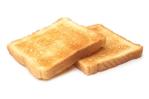 torrada de pão torrado - torrada - fotografias e filmes do acervo