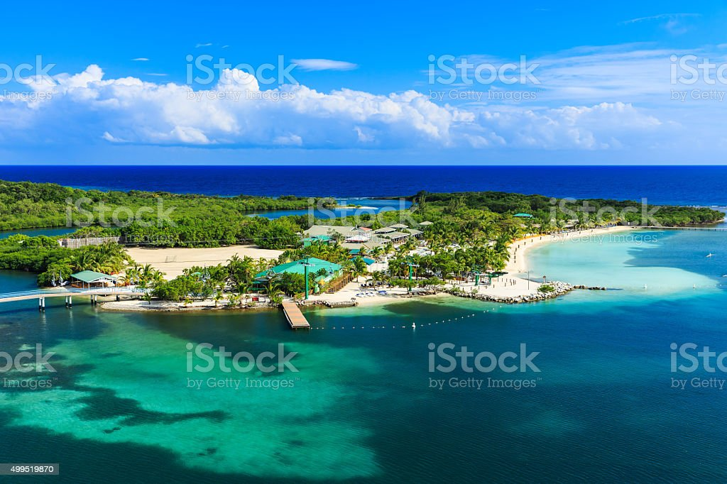 Roatan, Honduras stock photo