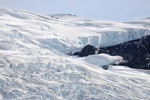 Rob Roy Glacier in Mount Aspiring National Park
