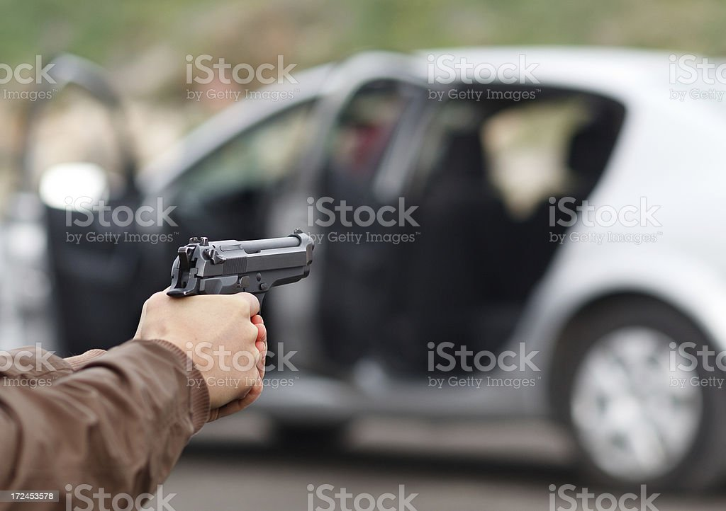 robber royalty-free stock photo