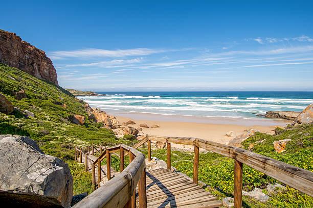 Robberg, Garden Route, South Africa stock photo