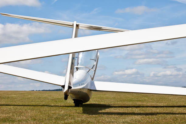 robin dr400 glider tugs - stephen lynn stock pictures, royalty-free photos & images