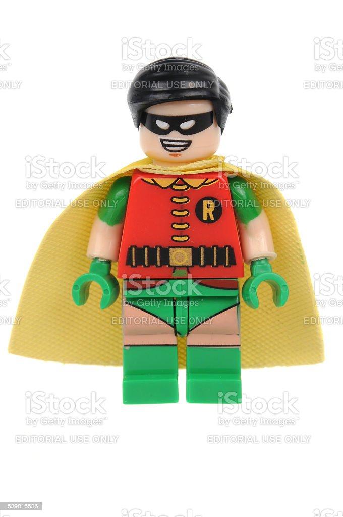 Robin Lego D - foto stock