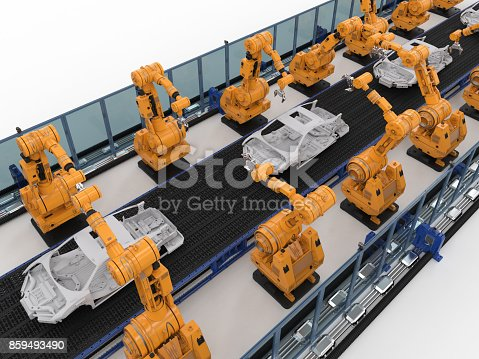 849023956 istock photo robot assembly line in car factory 859493490