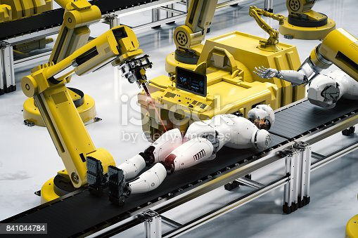 istock robot assembly line 841044784