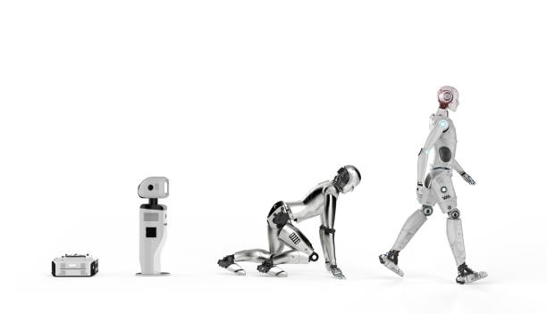 Robot evolution or technology evolution picture id915723362?b=1&k=6&m=915723362&s=612x612&w=0&h=j03zit 8q8xxkmkvsordg1dyxmyuq6woh35e qellgq=