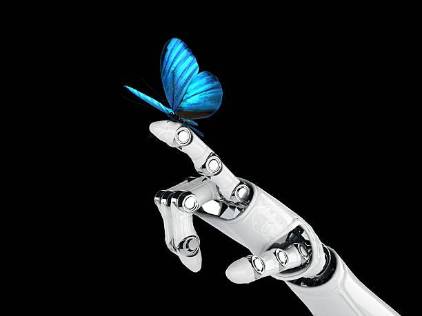 Robot hand and butterfly picture id525208035?b=1&k=6&m=525208035&s=612x612&w=0&h= 9dymntvnj8d4rxw9a28z iop3urkismpjhxqwtpvww=