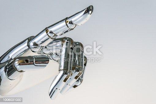 istock robot hand 1006031032