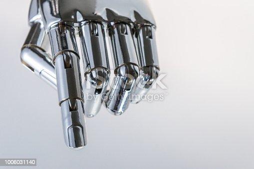 istock robot hand 1006031140