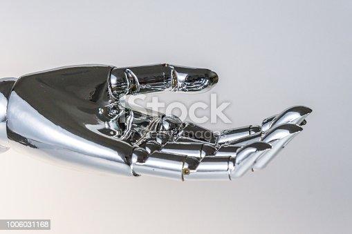 istock robot hand 1006031168