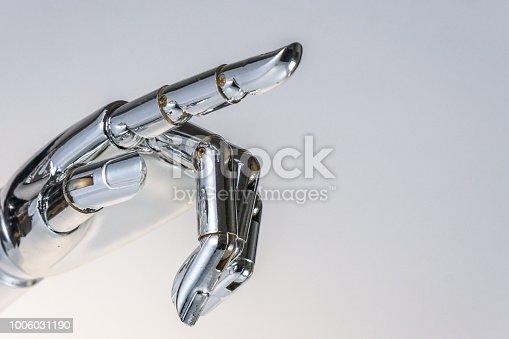 istock robot hand 1006031190
