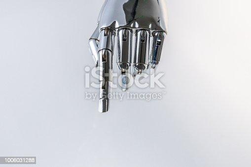 istock robot hand 1006031288