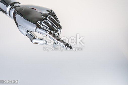istock robot hand 1006031408