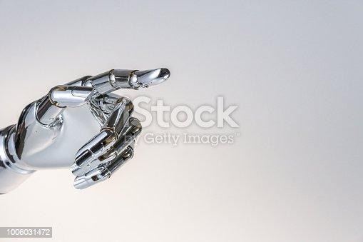 istock robot hand 1006031472