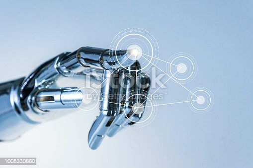 istock robot hand 1008330660