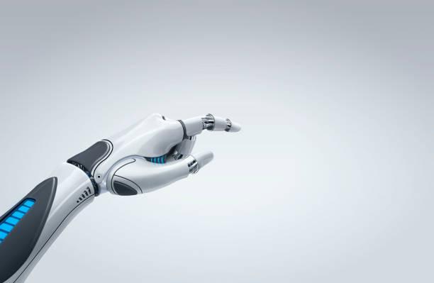 ロボットハンド ストックフォト